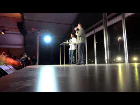 Tesla Gigafactory Elon Musk Speech Complete 2016  4k UltraHD UHD