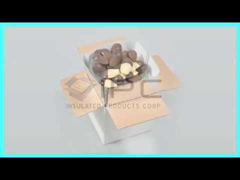 Insulated Box Liners for Shipping Chocolate, Thermal Packaging for Cold Shipping Chocolate