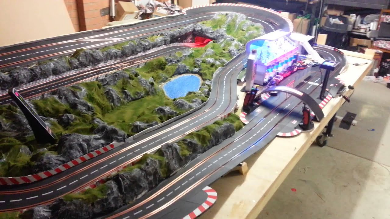 Building slot car tracks 1 24 bankroll management poker pro