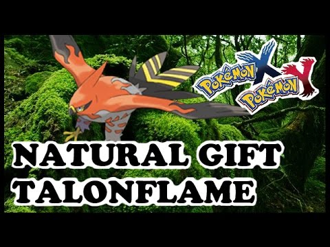 Friday Night Pokemon Fight No. 18 - Natural Gift Talonflame - YouTube