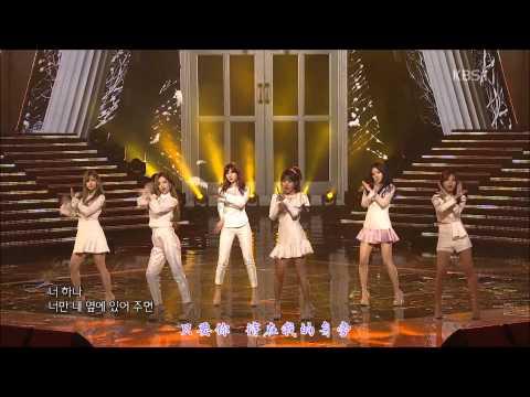 【HD繁體中字】 141214  A Pink  -  LUV  @ Korea China Music Festival