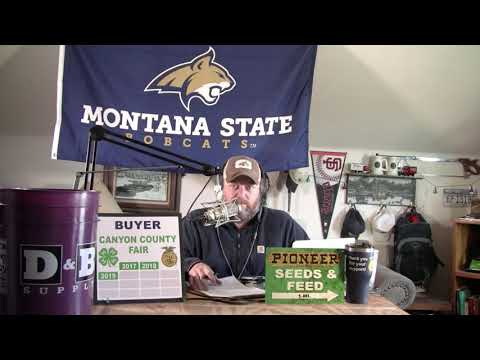 OFI 783: Setting Goals For Yourself Early | Braydon DeCounter | West Prairie High School FFA