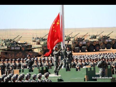 Торжественный военный парад