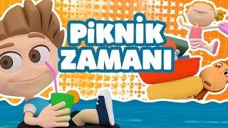Kukuli - Tinky ve Minky ile Piknik Zamanı | Eğitici Çizgi Film ve Çocuk Şarkıları