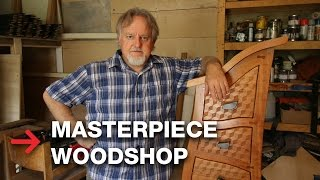 Woodworking Shop | Masterpiece Wonkies and Art Gallery