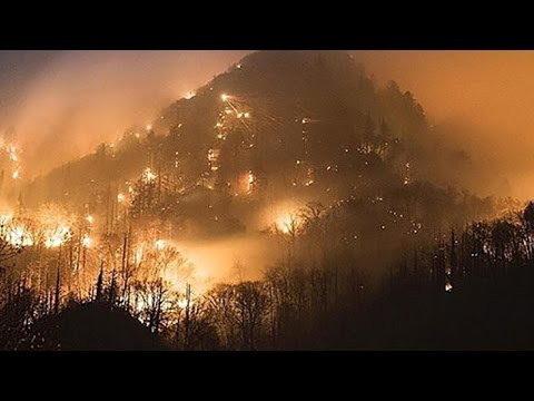 Tennessee Wildfires Deathtoll Continues To Climb