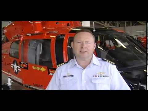 First Female Aviation Survival Technician in the Coast Guard