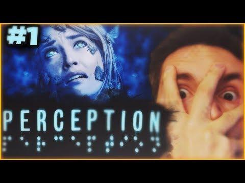 NOWA SERIA HORROJKÓW! | Perception | #1