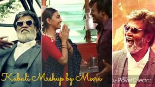 Download Hindi Video Songs - Kabali Mashup- Vaanam Paarthen/Maya Nadhi by Meera
