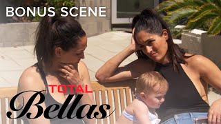 Nikki Bella Consults With Family After Calling Off the Wedding | Total Bellas | E!