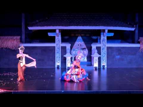 Ramayana Ballet Prambanan at Purawisata, Yogyakarta, Indonesia
