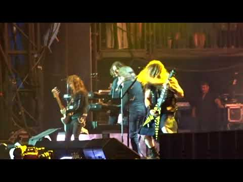 Ozzy Osbourne  Crazy Train HD1080p At Download Festival 2018
