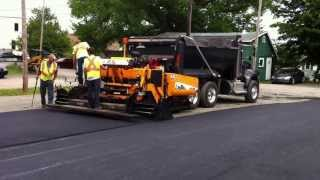 DJ Lowe Paving and Construction Bethany Bin Digby (Part 1)