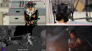 Rise Of The Tomb Raider - Motion Capture