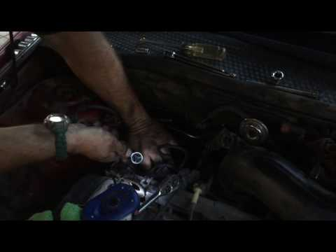01 ford focus zx3 alternator replacement