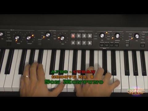 Son Montuno - Latin Bass & Keyboard Grooves Nr. 8 (Nik y Dan)