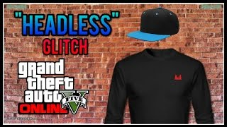 GTA 5 Online - *INVISIBLE* Head, Torso, Arms (GTA 5 Glitches)