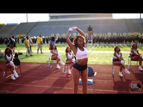 Southern University Human Jukebox Southern Girl  PJ Morton 2017
