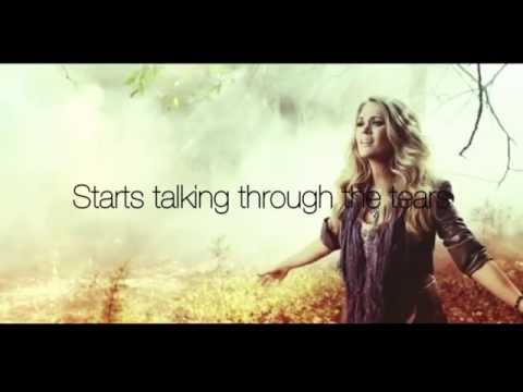 Carrie Underwood - Little Toy Guns (Lyrics on Screen)