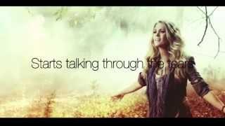 Carrie Underwood - Little Toy Guns (Lyrics on Screen)