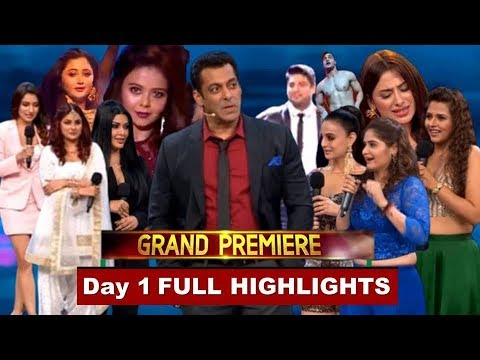 Bigg Boss 13 : Watch Grand Premiere Full Highlights | BB 13 | Bigg Boss 13 1st Episode