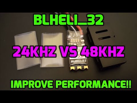 3a15af171 DYS Aria 35A ESC // Review and Noise Testing. Drone Mesh