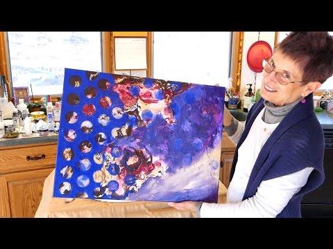Artist Victoria Pendragon's Creative Process