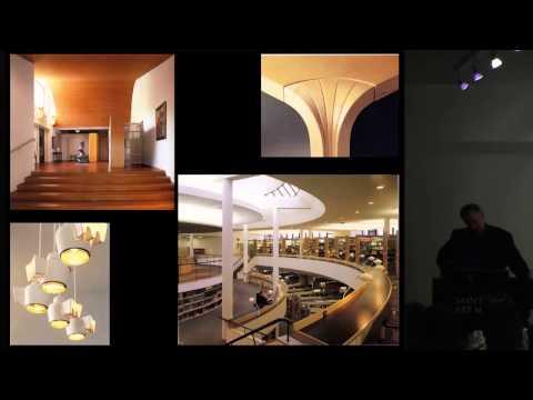 Lecture explores the legacy of Finnish architect and designer Alvar Aalto