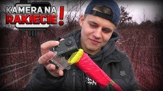 Kamera sportowa wystrzelona na Rakiecie z Silnikiem od BAZOOKI!