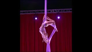 Sweet dreams (are made of this) -aerial silks