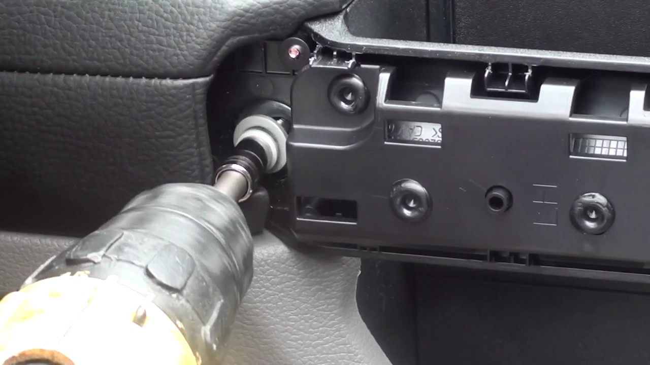 How To Remove Door Panel And Speaker Ford F