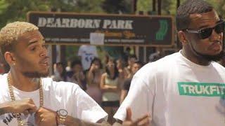 The Game Ft. Chris Brown - Gangstas Make The Girls Go Wild