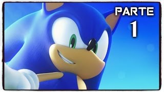 SONIC LOST WORLD PC Gameplay Español Parte 1 - 1080P HD 60fps