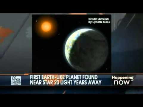 Michio Kaku speaking about Gliese 581g (Another Earth Like Planet-).flv