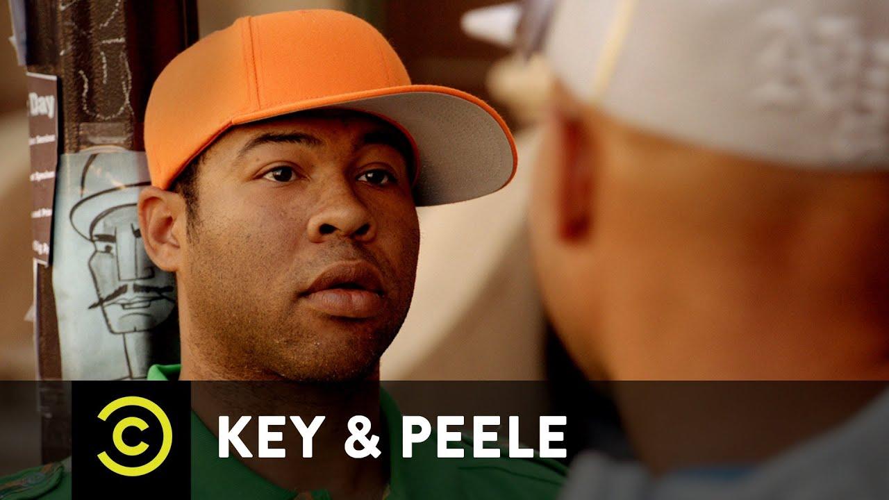 Key & Peele - Dueling Hats - Key & Peele - Dueling Hats