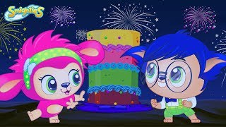Smighties – Rainbow Cake Surprise Mission | Cartoons Compilation Just For Kids | Funny Kids Cartoons