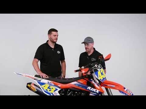 Bleeding and Flushing Motorcycle Brakes // AJAX Tech Tips