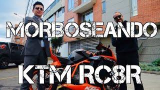 MORBOSEANDO KTM RC8 R #FULLGASS
