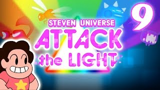 THE LUNAR SEA SPIRE! | Steven Universe: Attack The Light | Ep.9