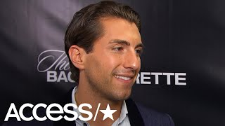 The Bachelorette: Jason Tartick Says Hed Highly Consider Being The Next Bachelor | Access