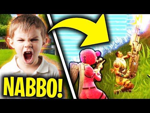 LUI è il Giocatore più *NABBO* al MONDO! DIVERTENTE! | Fortnite Best Fails ITA #2