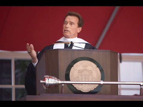 USC Commencement Address