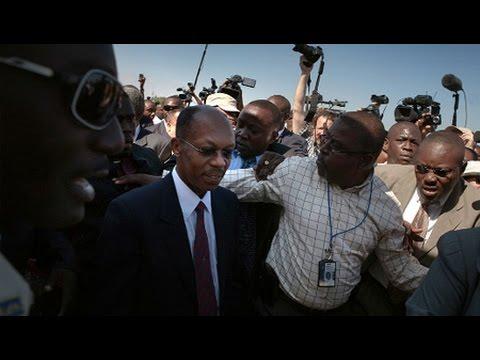 Were Haitian Police Behind Assassination Attempt on Aristide? (2/2)