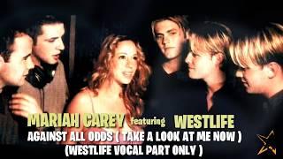 #mariahcarey #westlife #againstallodds #karaokecredits:smeon behalf of: columbiasony atv music piblishing llcconcord publishing llcuploaded for enterta...