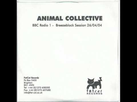 Animal Collective - Doggy (Breezeblock Session 2004)