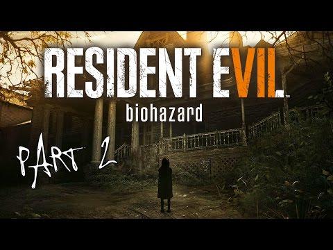 ALTERNATE ENDINGS! | Resident Evil 7 (Beginning Hour) - Part 2 (Live Streamed)