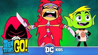 Teen Titans Go! in Italiano | Super Teen Titan alla riscossa!