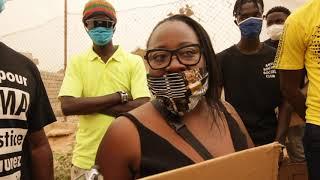 Black Lives Matter : Dakar dit non au racisme !