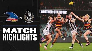 Adelaide v Collingwood Highlights | Round 11, 2020 | AFL
