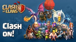 CLASH OF CLANS-BEST TH8 ARMY !!!! (CHEAP+LOOT) BEST STRATEGY TO GET 3 STARS IN ATTACK.